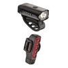 Lezyne Hecto Drive 300 XL Beleuchtungsset schwarz-glänzend